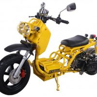 Maddog 50cc Custom Mopeds1