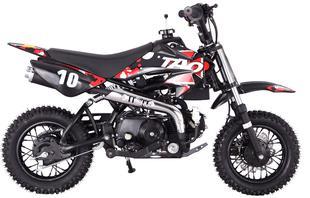 Small 110cc Kids Dirt Bike 4